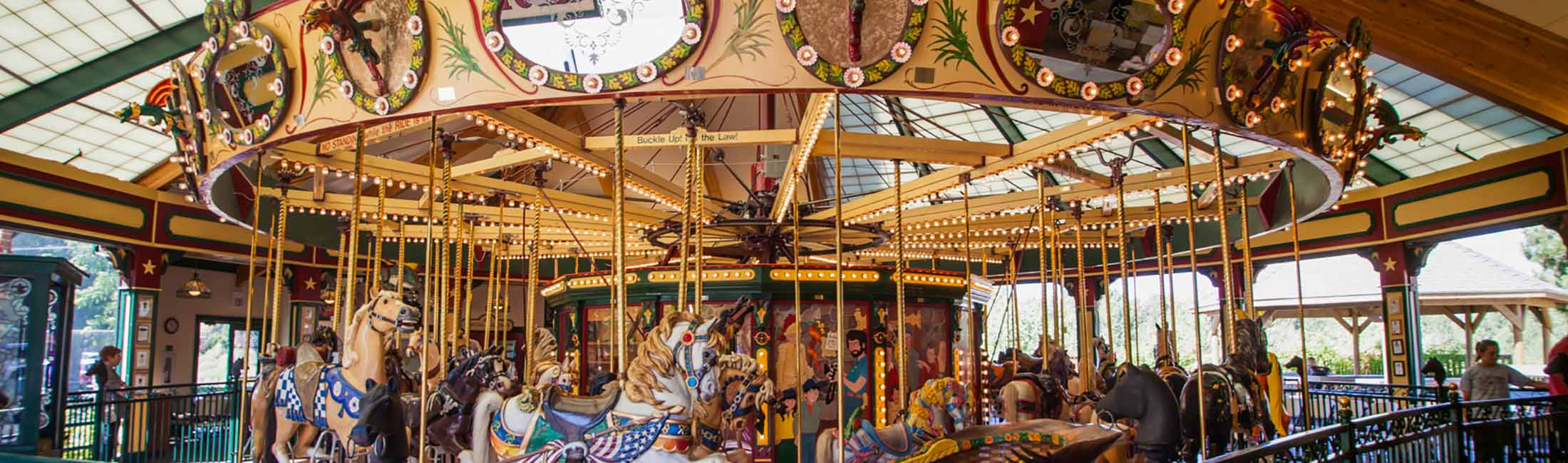 Visit A Carousel For Missoula And Dragon Hollow
