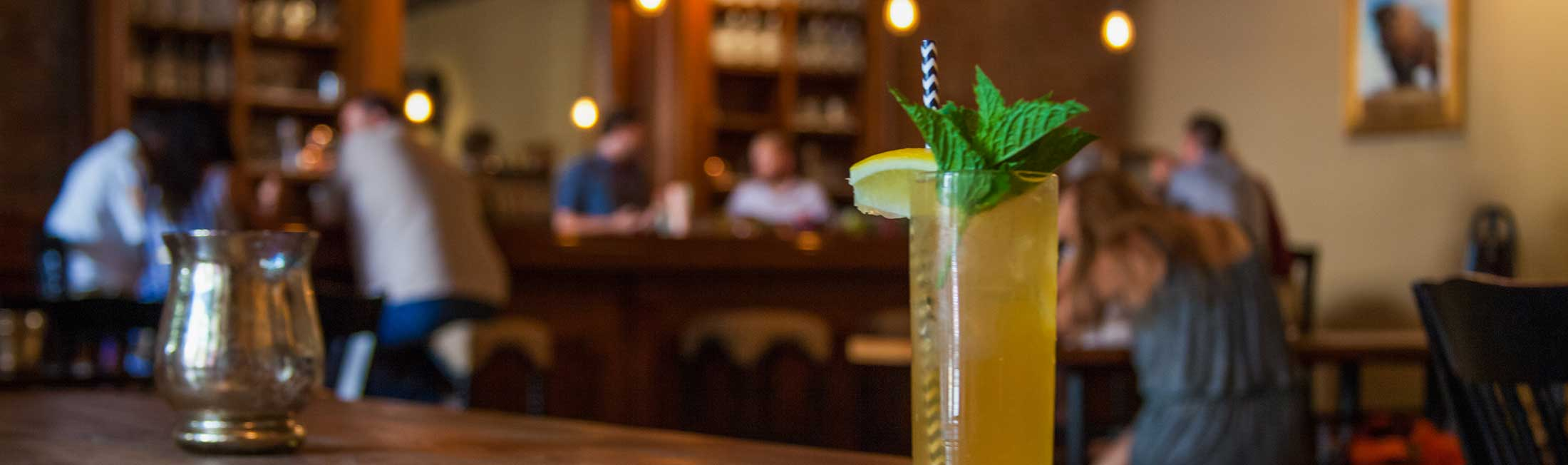 Savor A Signature Drink From A Local Distillery
